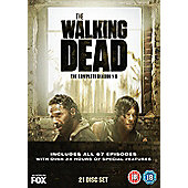 The Walking Dead 1-5 DVD