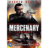 Mercenary Absolution DVD