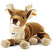 Steiff Renny 32cm Lying Reindeer 32cm Soft Toy