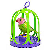 Silverlit DigiBird with Whistle Ring and Birdcage (Daisy)