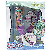Nixies Swimming Mermaid - Narissa