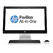 HP Pavilion All-in-One 27-n130na/27inch Full-HD IPS/Full-HD camera/B&O Play/Intel Dual-Core i3/8GB DDR3/1TB/GDDR3 4GB Graphics/Windows 10/Blizzard White