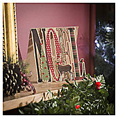 Noel Christmas Cards, 6 pack