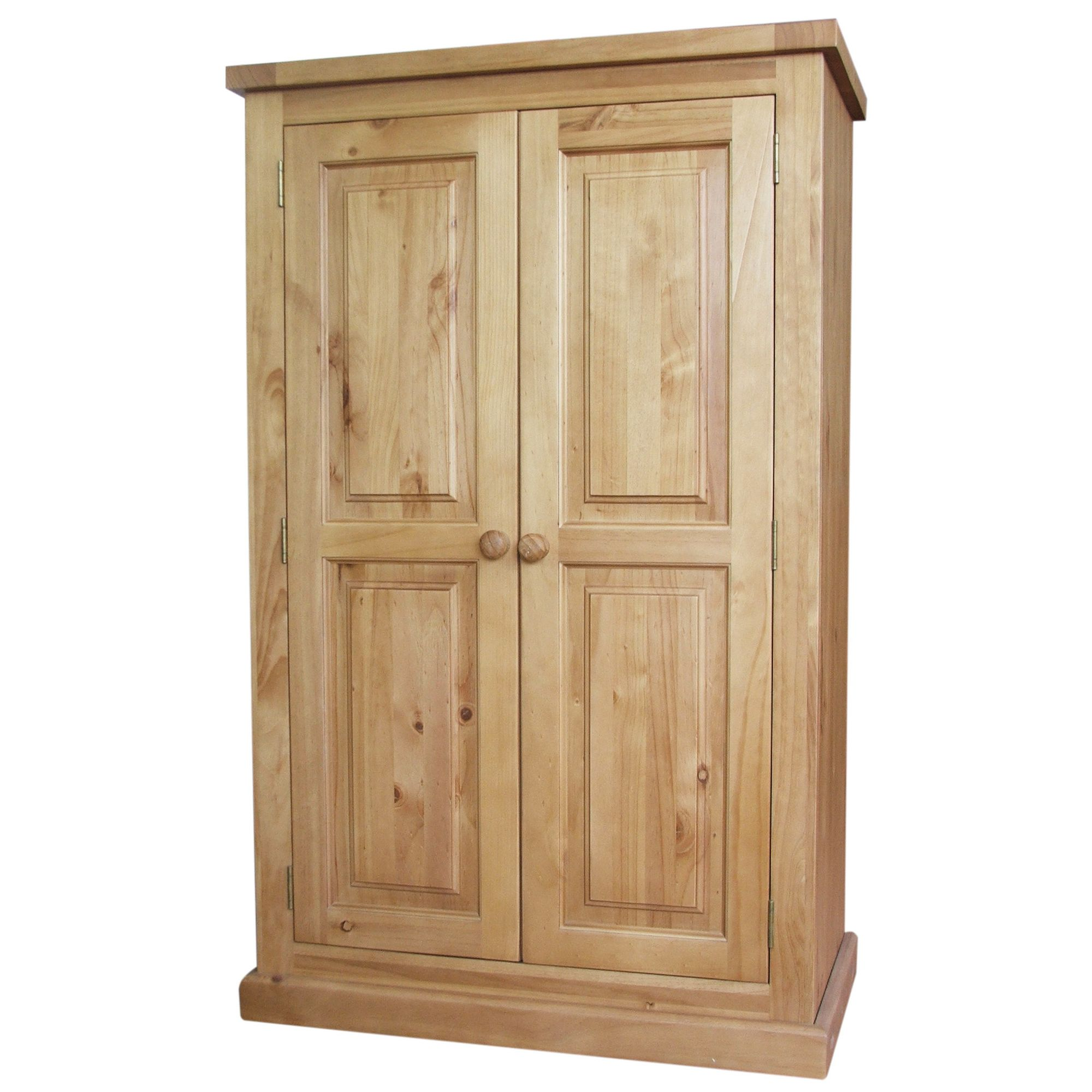 Thorndon Kempton Bedroom 2 Door Wardrobe in Pine at Tesco Direct
