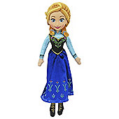 Disney Frozen Singing Doll Anna 15""