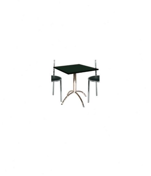 Home Essence Pisa Square Bistro Table - Natural Beech