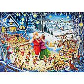 Santas Christmas Party - 1000pc Puzzle