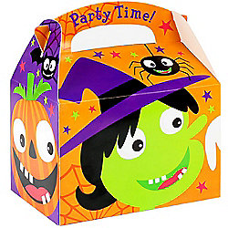 Halloween Party Time Party Box