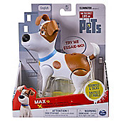 Secret Life Of Pets - Walking Talking Pets Max