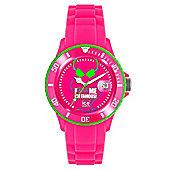 Ice-Watch F Me Im Famous 52mm Unisex Fluo Pink Watch FM.SS.FPH.BB.S