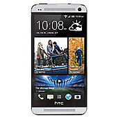 SIM Free Unlocked HTC One Silver