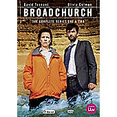 Broadchurch - The complete series 1 & 2 (DVD Boxset)