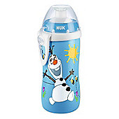 NUK Frozen Olaf Junior Push Pull Cup 300ml