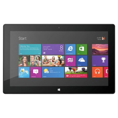 Microsoft Surface RT (64GB) Tablet only