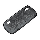 Nokia Soft Case for Nokia Asha 300 - Black