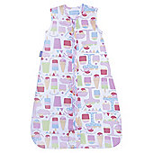 Grobag 6-18 Months, 0.5 Tog, Sweet Dreams Baby Sleep Bag