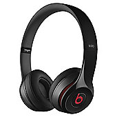 Beats Solo 2 Over-the-ear overhead headphones , Black