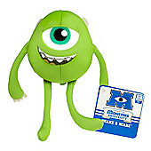 Monsters University Shake and Scare Soft Toy - Mike