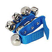 A-Star Small Wrist Bells - Blue