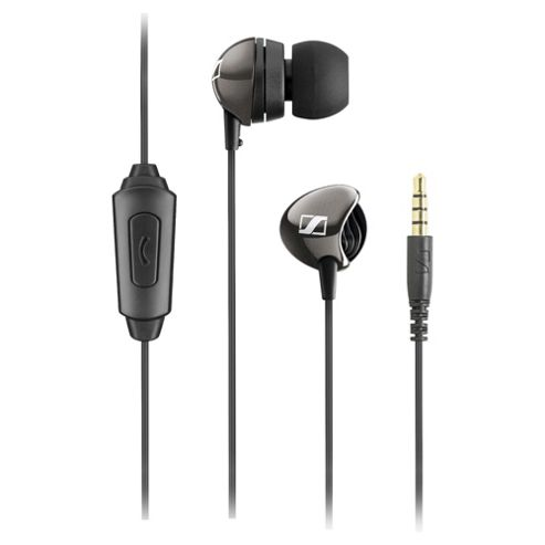 Sennheiser CX275S Universal Headset for Smartphones - Black