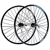 Wilkinson 250 / Deore Disc Hybrid '29er' Rear Wheel in Black