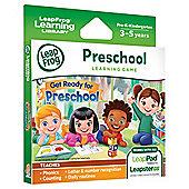 LeapFrog Learning Game Disney: Get Ready for Preschool
