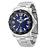Timberland Sandown Mens Date Display Watch - 13613JSSB-03M