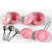 John Crane Tidlo Pink Cookware