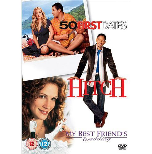 50 First Dates/Hitch/My Best Friend'S Wedding (DVD Boxset)
