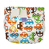 Bambino Mio MioSolo All-in-One Nappy (Traffic Jam)