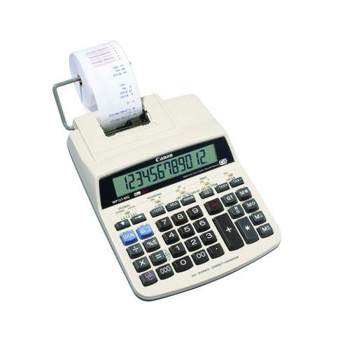 Canon MP-121-MG Printer Calculator
