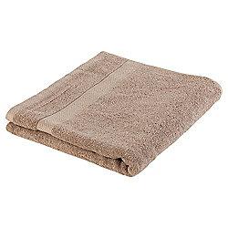 Tesco Pure Cotton Bath Towel Mocha