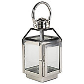 Tesco Metal Mini Hurricane Lantern