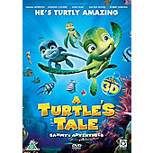 A Turtle'S Tale - Sammy'S Adventure (DVD)