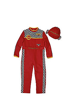Disney Pixar Cars Mechanic Dress-Up Costume - 7-8 yrs