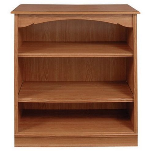 Caxton Lichfield Low Wide Bookcase