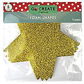 Go Create Christmas Large Foam Shapes