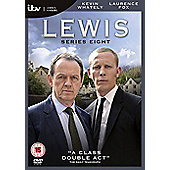 Lewis Series 8 - DVD