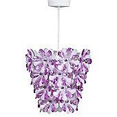 Kliving Lilac Fiora Pendant