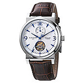 Thomas Earnshaw Providence Round Mens 24hr Dial Watch - ES-8012-02