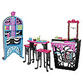 Monster High Social Spots Creepateria Playset