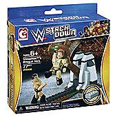 WWE Stackdown Sheamus Brogue Kick Set