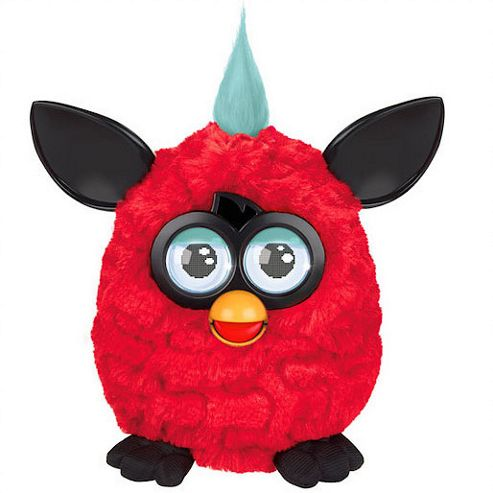 Furby - Hot - Red / Black