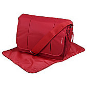Clair de Lune Changing Bag, Oxford Red