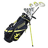 Woodworm Zoom V2 Golf Clubs Mens Left Hand Package Set With Bag