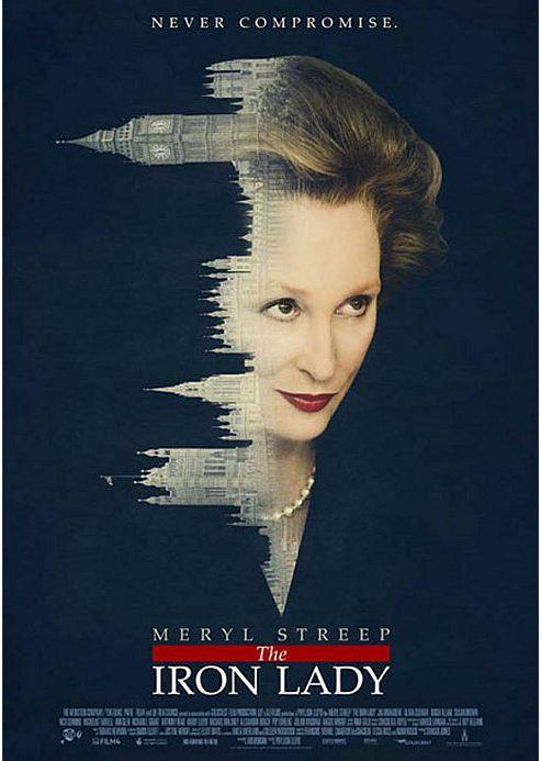The Iron Lady (Blu-ray & DVD)