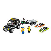 Lego City SUV with Jet Skis - 60058