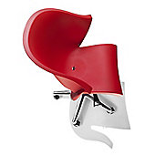 Parri Bla Bla Bla Office Armchair - White