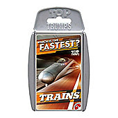 Top Trumps - Trains