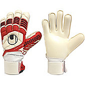 Uhlsport Eliminator Soft SF Mens Goalkeeper Glove - White